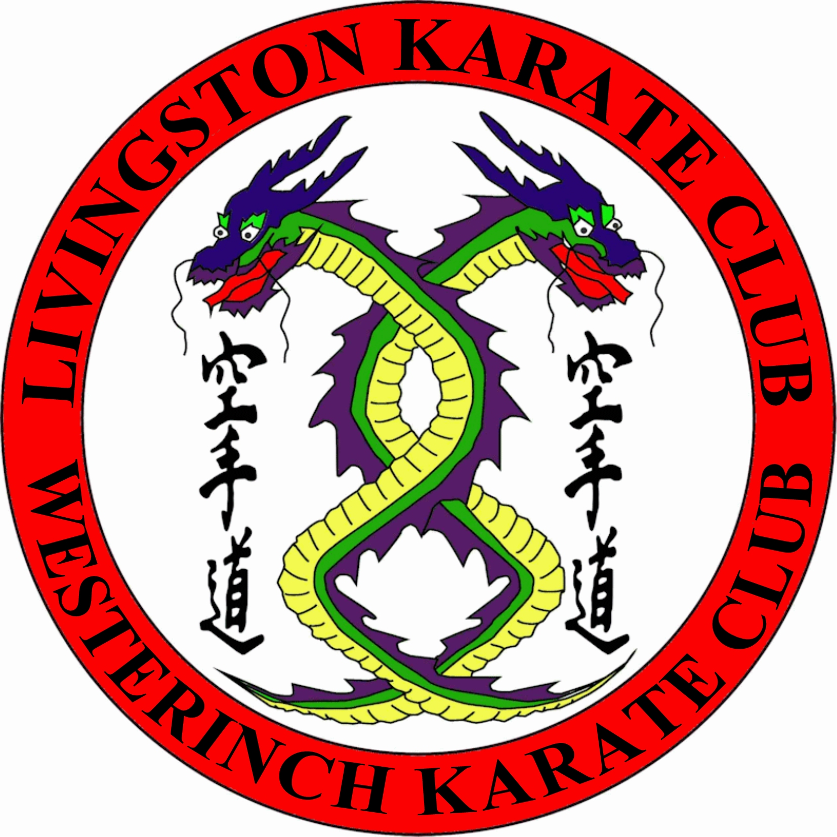 Livingston Karate Club Logo